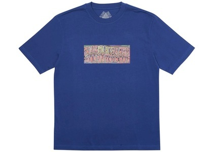 Palace Super Palace T-Shirt Blue  (FW19)の写真