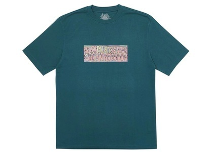 Palace Super Palace T-Shirt Dark Green  (FW19)の写真