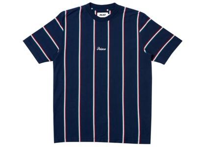 Palace Vert T-Shirt Navy  (FW19)の写真