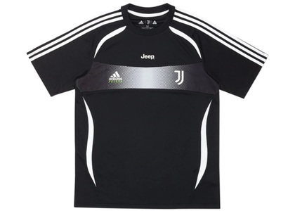 Palace Adidas Palace Juventus T-Shirt Black  (FW19)の写真