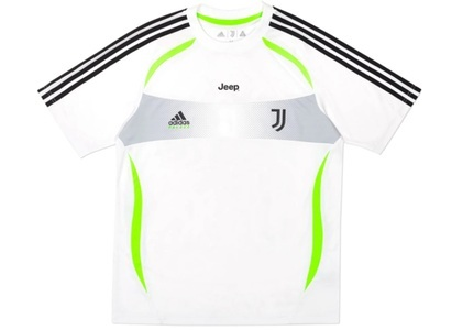 Palace Adidas Palace Juventus T-Shirt White  (FW19)の写真