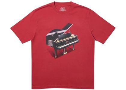Palace Grand T-Shirt Dark Red  (FW19)の写真