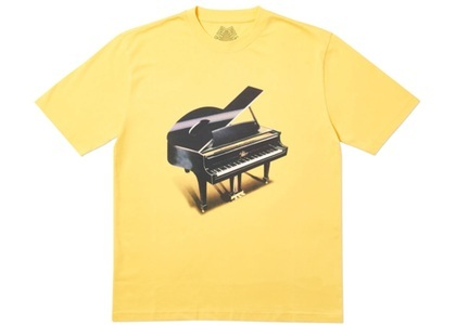 Palace Grand T-Shirt Yellow  (FW19)の写真