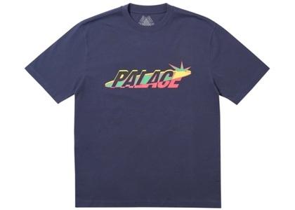 Palace Lique T-Shirt Navy  (FW19)の写真