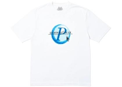 Palace Log On T-Shirt White  (FW19)の写真