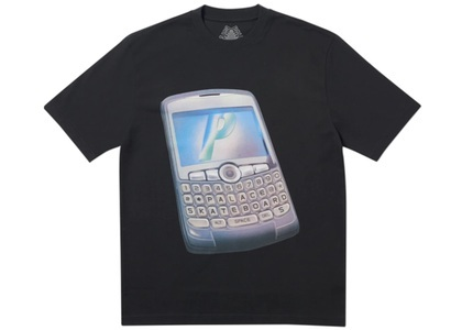 Palace Ping T-Shirt Black  (FW19)の写真