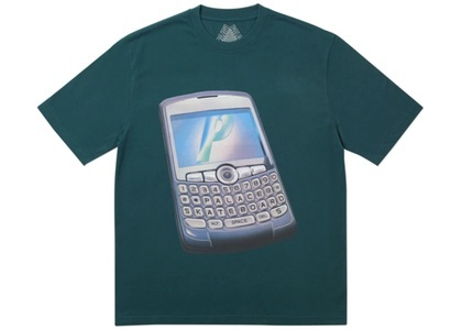 Palace Ping T-Shirt Dark Green  (FW19)の写真