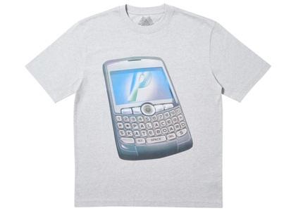Palace Ping T-Shirt Grey Marl  (FW19)の写真