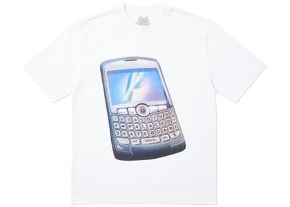 Palace Ping T-Shirt White  (FW19)の写真