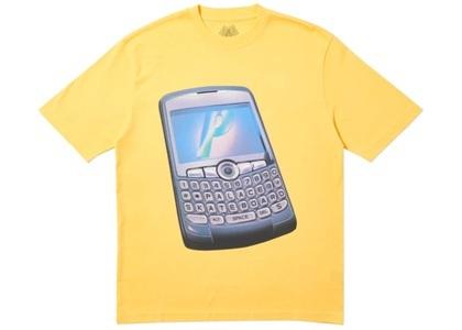 Palace Ping T-Shirt Yellow  (FW19)の写真