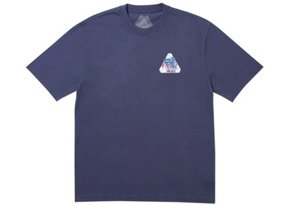 Palace Ripped T-Shirt Navy  (FW19)の写真