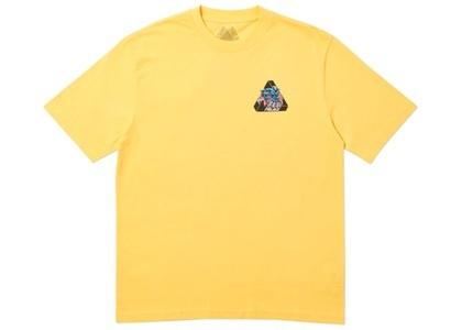 Palace Ripped T-Shirt Yellow  (FW19)の写真