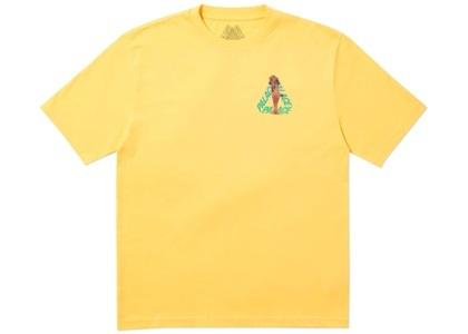 Palace Rolls P3 T-Shirt Yellow  (FW19)の写真