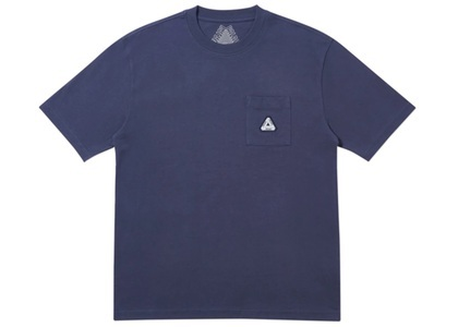 Palace Sofar Pocket T-Shirt (FW19) Navy  (FW19)の写真