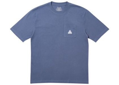 Palace Sofar Pocket T-Shirt Dark Grey  (FW19)の写真