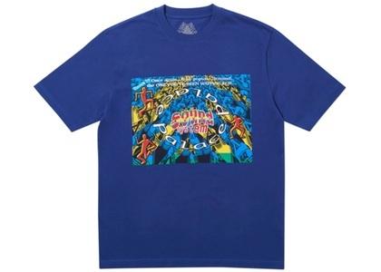 Palace Sound Mate T-Shirt Blue  (FW19)の写真