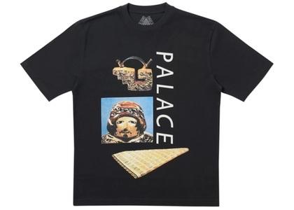Palace Tactic T-Shirt Black  (FW19)の写真