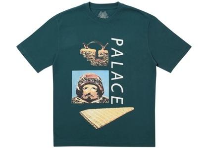 Palace Tactic T-Shirt Dark Green  (FW19)の写真