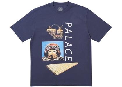 Palace Tactic T-Shirt Navy  (FW19)の写真