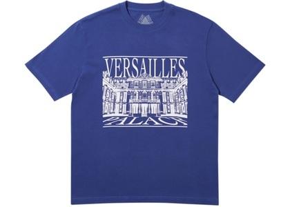 Palace Versailles T-Shirt Blue  (FW19)の写真