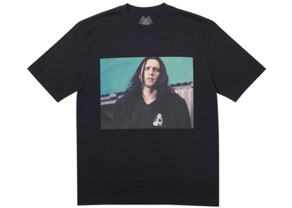 Palace Wise Up T-Shirt Black  (FW19)の写真
