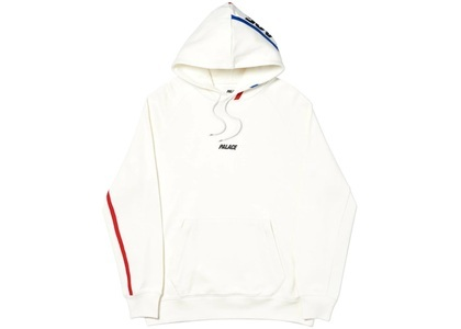 Palace Dome Hood White  (FW19)の写真