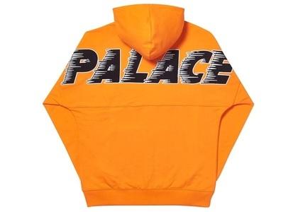 Palace Jumbo Palace Hood Orange  (FW19)の写真