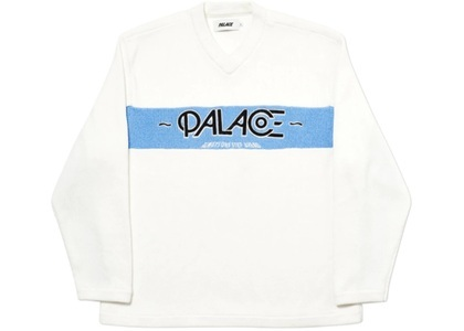 Palace Obsission Knit White  (FW19)の写真
