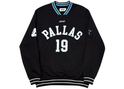 Palace Pallas Crew Black  (FW19)の写真