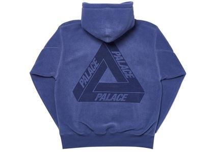 Palace Polartec Lazer Hood Cobalt Blue  (FW19)の写真