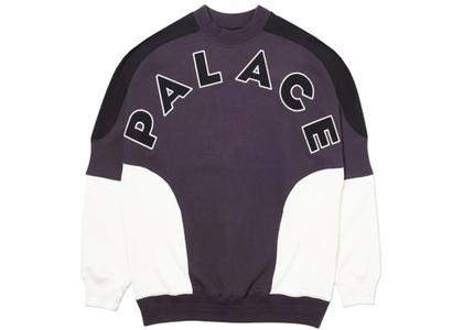 Palace Roundhouse 2 Da Face Crew Black/White  (FW19)の写真