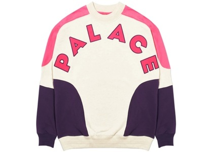 Palace Roundhouse 2 Da Face Crew Grey/Pink  (FW19)の写真