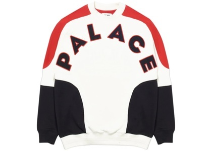 Palace Roundhouse 2 Da Face Crew White/Red  (FW19)の写真