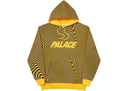 Palace Vertigo Hood Orange  (FW19)の写真