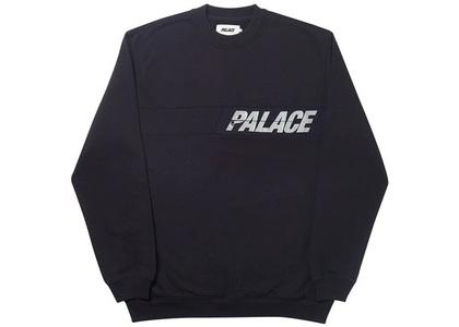 Palace Zip It Crew Black  (FW19)の写真