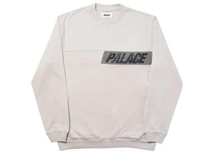 Palace Zip It Crew Grey  (FW19)の写真