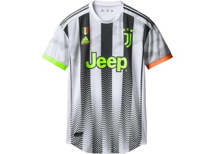 Palace Adidas Palace Juventus Authentic De Ligt 4 Match Jersey White  (FW19)の写真