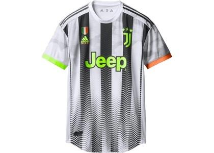 Palace Adidas Palace Juventus Authentic Ronaldo 7 Match Jersey White  (FW19)の写真