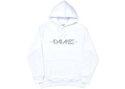 Palace Obsission Hood White  (FW19)の写真