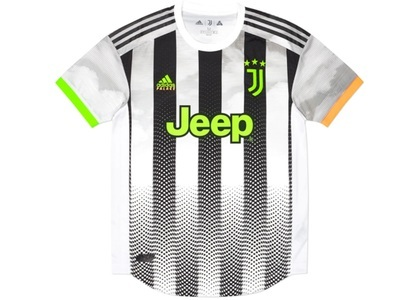 Palace Adidas Palace Juventus Authentic Fourth Jersey White  (FW19)の写真