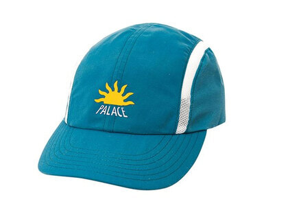 Palace A2 Shell Running Hat Blue  (FW19)の写真