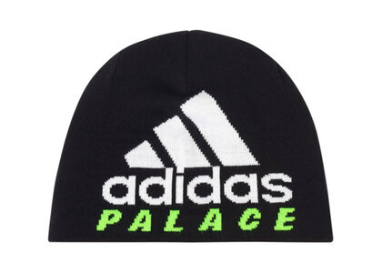 Palace Adidas Palace Juventus Beanie Black  (FW19)の写真