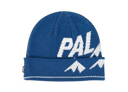 Palace Alpine Beanie Blue  (FW19)の写真