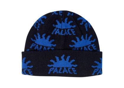 Palace AZ Beanie Black  (FW19)の写真
