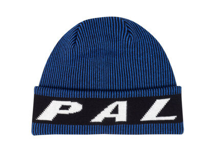 Palace Chainer Beanie Blue  (FW19)の写真