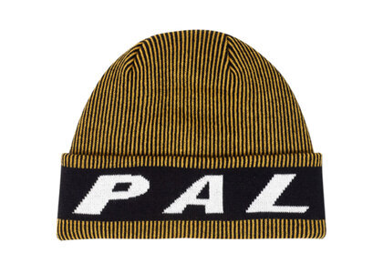Palace Chainer Beanie Gold  (FW19)の写真