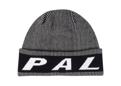 Palace Chainer Beanie Grey  (FW19)の写真