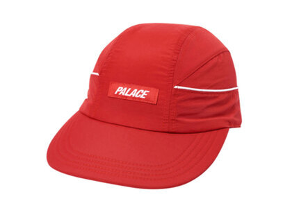 Palace Cinch Shell S-Runner Red  (FW19)の写真