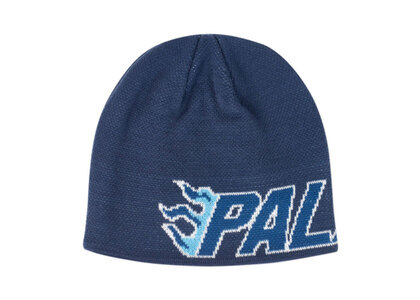 Palace Flame-Grill Beanie Navy  (FW19)の写真