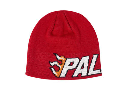 Palace Flame-Grill Beanie Red  (FW19)の写真